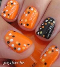 36 Spooktacular Halloween Nail Art Designs - Easyday