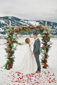 20 Winter Wedding Ideas - Easyday