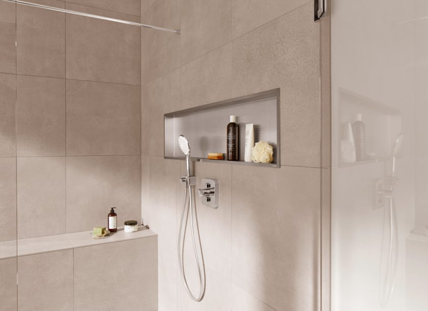 Led Bad Nische Container Box | Shower Niches | Easy And Quick To Install