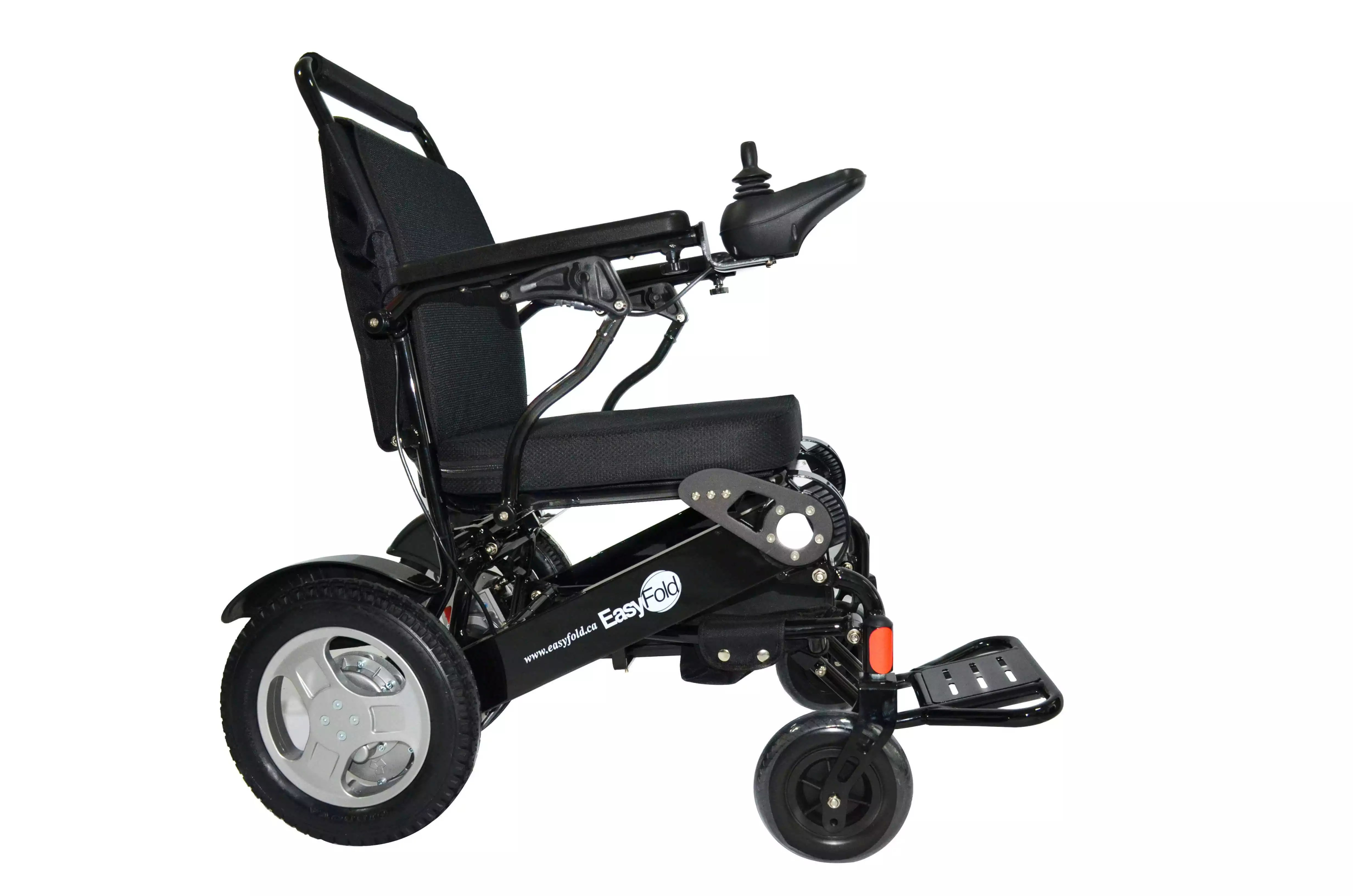 Elite Model Easyfold The Fold Able Electric Wheelchair