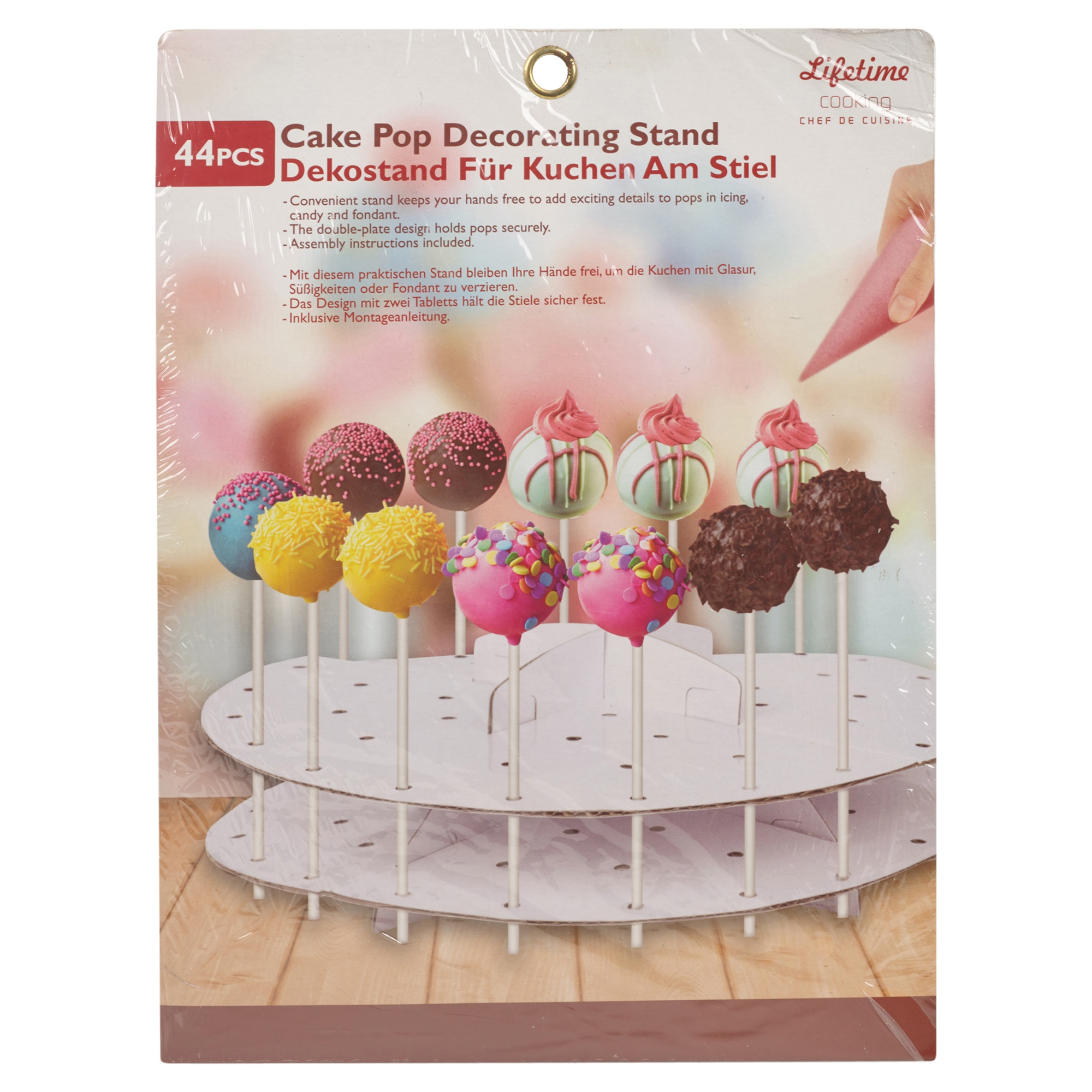 Décoration Stand Cake Pop Decoration Stand Lollipop Decorating Cardboard