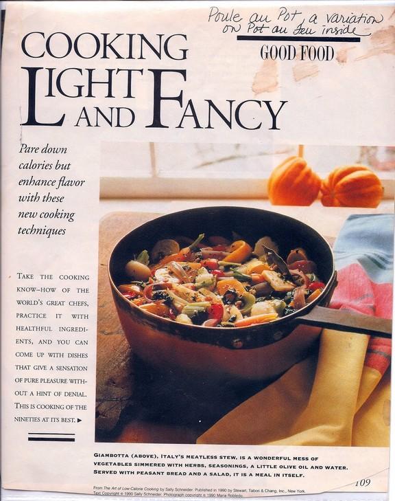 Giambotta (Italian Meatless Stew) recipe photo