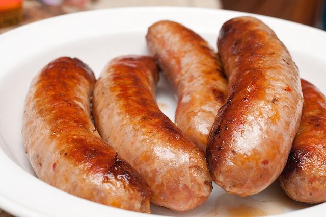 Italian Sausage Rolls Recipe