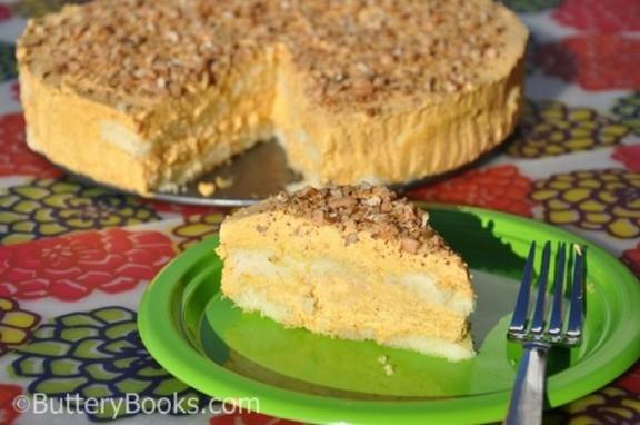 Pumpkin Tiramisu recipe photo