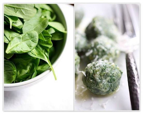 Spinach Gnocchi recipe photo