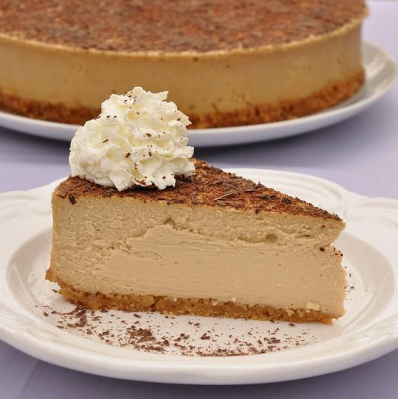 Tiramisu Cheesecake recipe photo