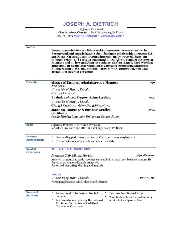Resume Writing Template Sample Blank Resume Writing Template Word - free resume creator download