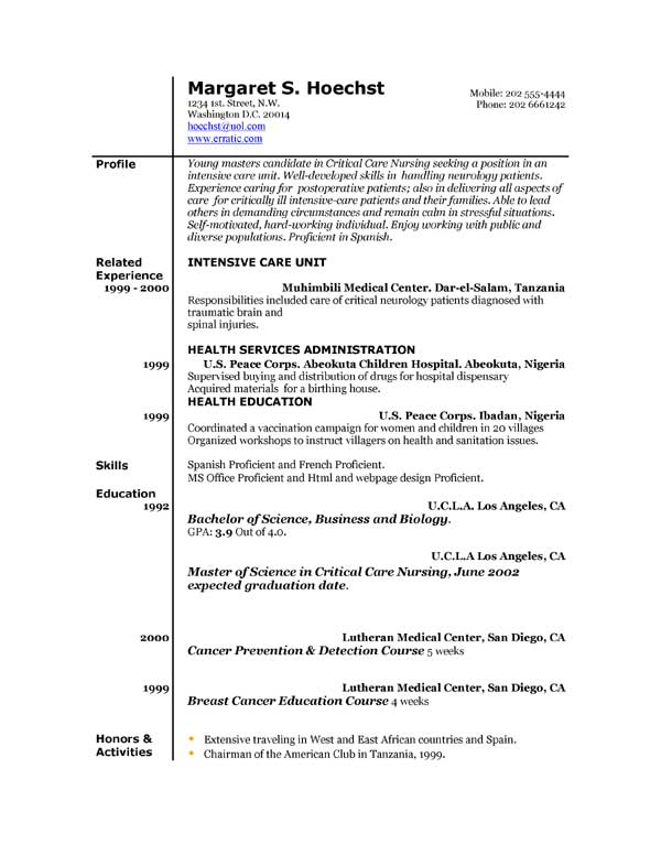 job specific resume examples templates and tips posting resume job specific resume templates