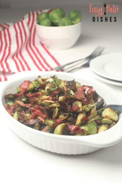 Arresting Roasted Brussels Sprouts Caramelized Brussels Sprouts Bacon Easy Keto Dishes Brussel Sprouts Keto Recipe Brussel Sprout Keto Hash