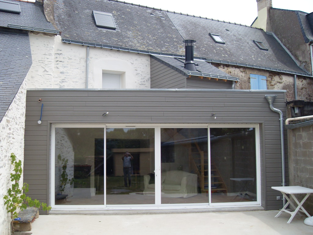 Bardage Exterieur Occasion Tole Bardage Morbihan