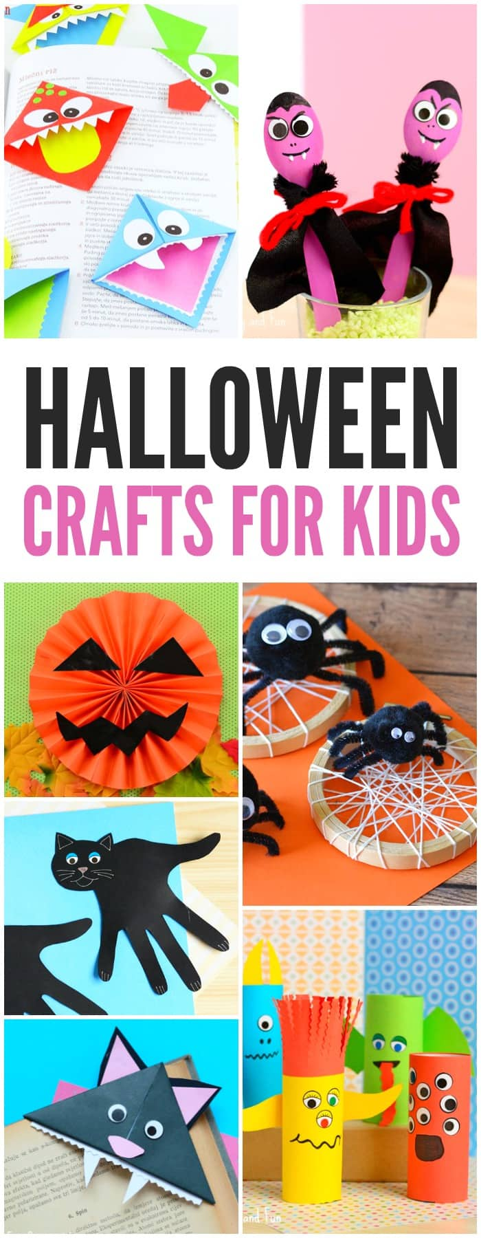 Art And Craft For Preschool 25 Halloween Crafts For Kids Art And Craft Tutorials Ideas