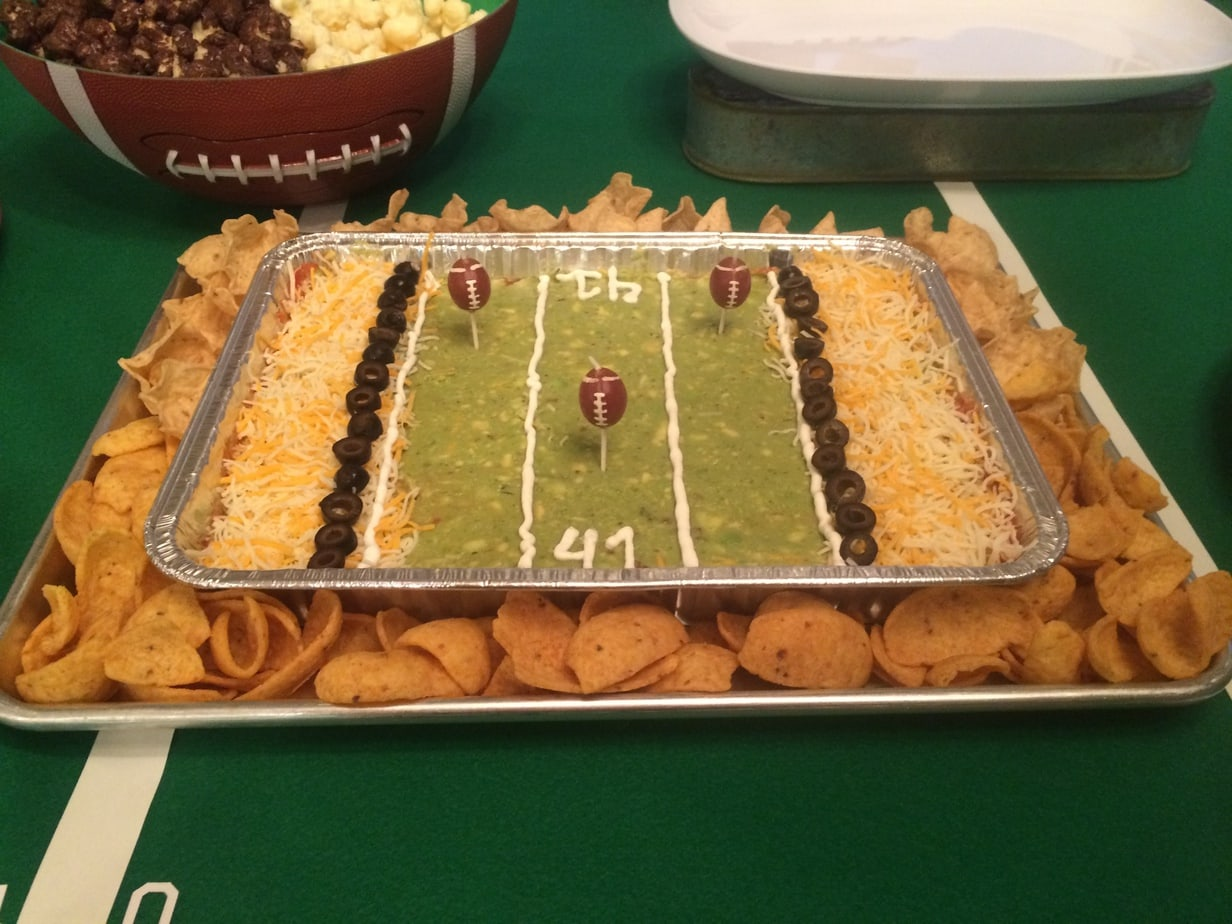Football Kuchen Football Party Not Just A Man S Game Easy Peasy Pleasy