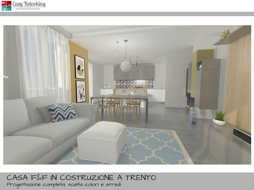 Cucina Soggiorno Open Space 25 Mq Progetto | Cucina Soggiorno Open ...