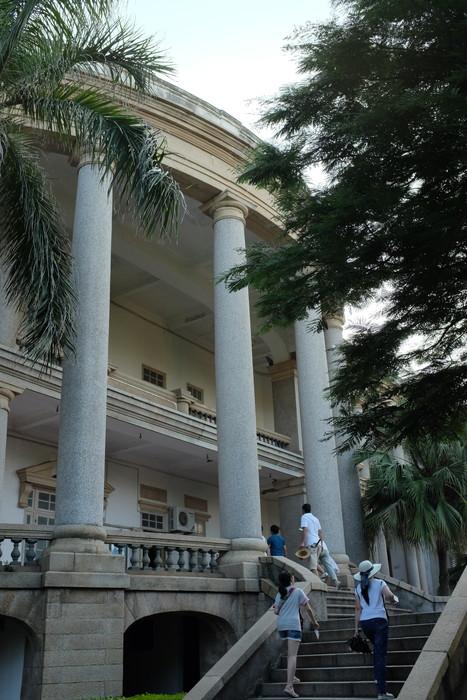 オルガン博物館入口