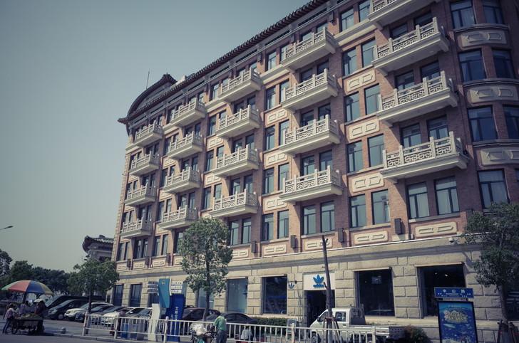 厦門の老舗ホテル