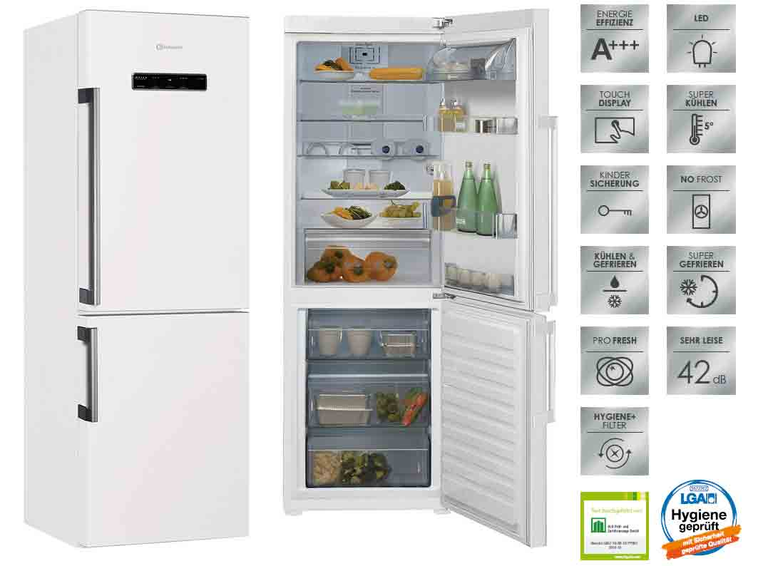 Kühlschrank Hygiene Filter : No frost kühlschrank lg gbb60pzmfs kühl gefrierkombination no frost