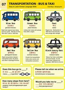 7-Transportation Bus Taxi