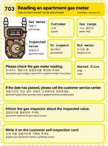 703 - Reading a gas meter 1