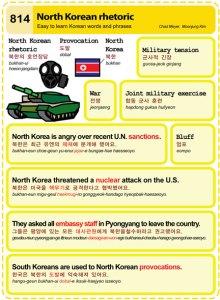 814-North Korean rhetoric