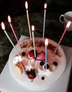 Riverside cake
