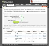 Siteground cPanel Addon domains section
