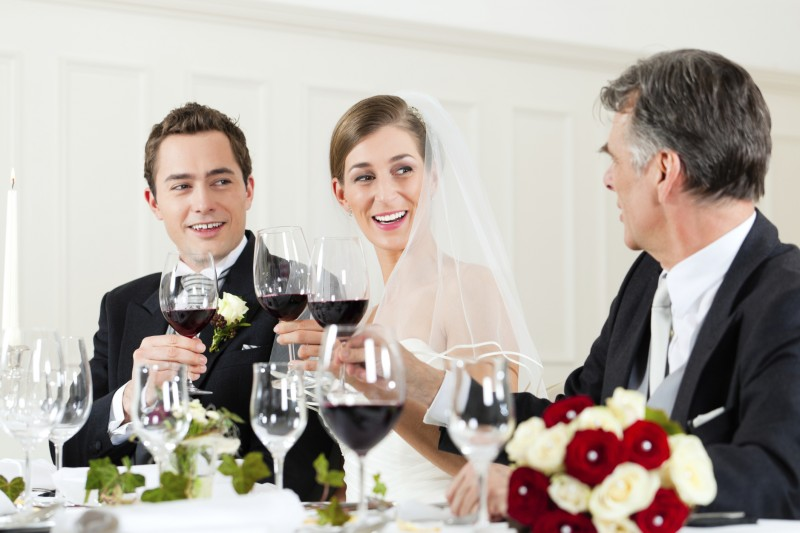 How to write a father of the bride speech Easy Weddings
