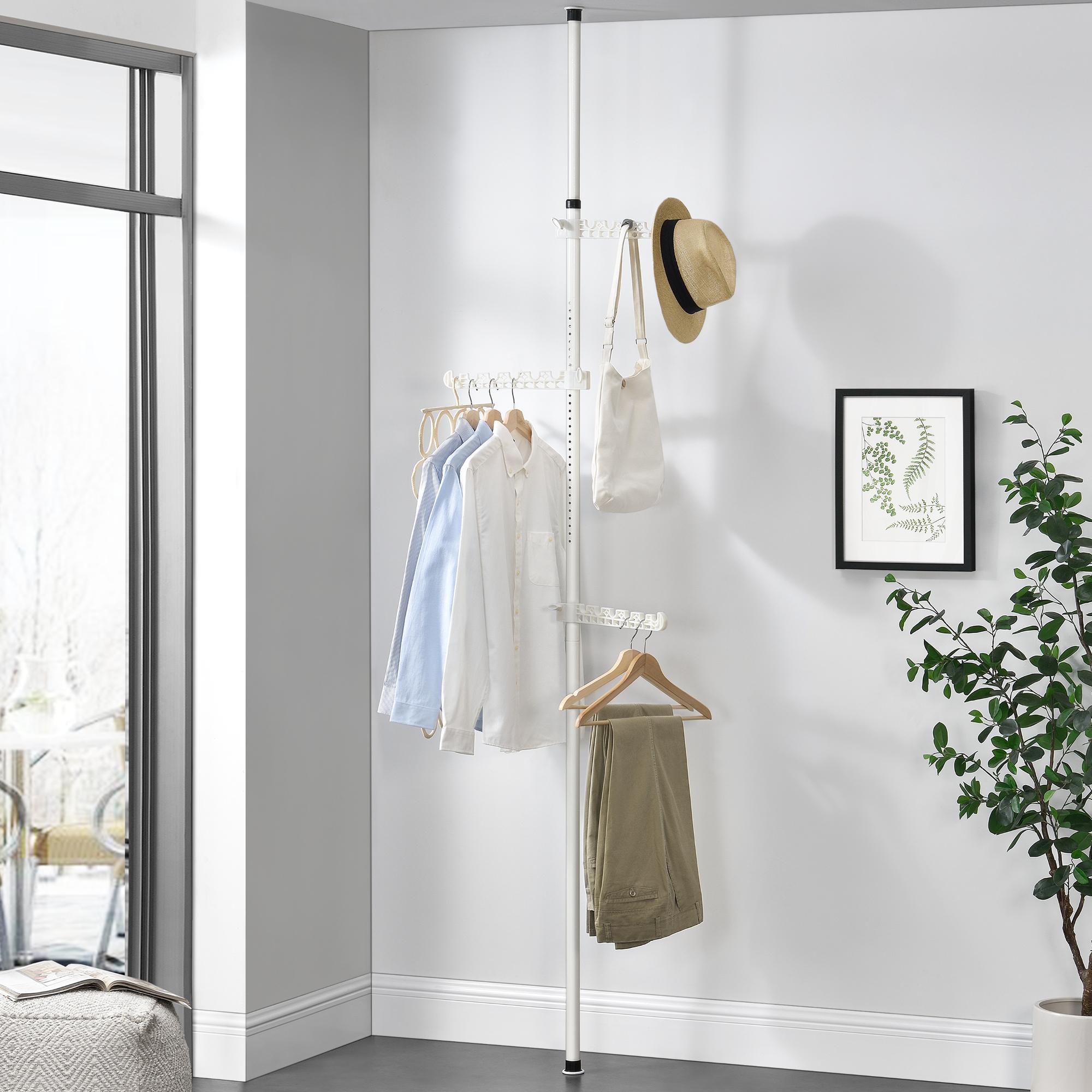 Kleiderstange Klein Industrie Metall Kleiderstander Stabil