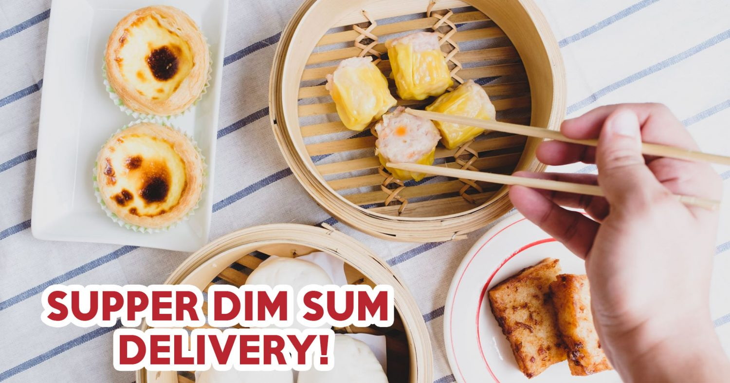 Pho Delivery 7 Underground Online Food Delivery Services In Singapore That Aren