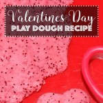 Valentines Play dough recipe preview
