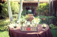 Herb Themed Wedding | Eat, Drink, & Be Merry