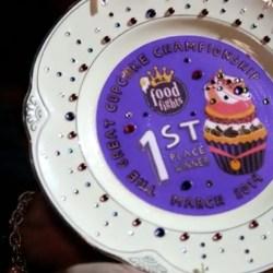 RI Food Fights the Great Cupcake Championship 2014