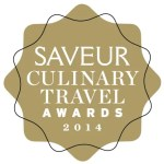 Saveur Culinary Travel Awards 2014