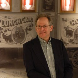 Johnson & Wales University Culinary Arts Museum Director Richard J.S. Gutman