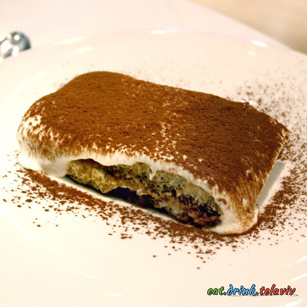 tiramisu from pronto telaviv tlv Enjoy some delicious and creamyhellip