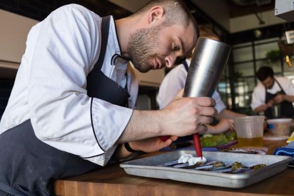 Chef Ryan Fox of Nomad PDX