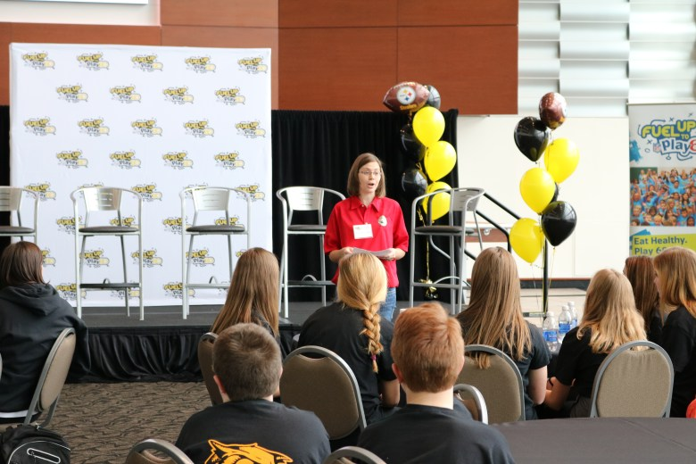 Fuel Up to Play 60 and Heinz Field