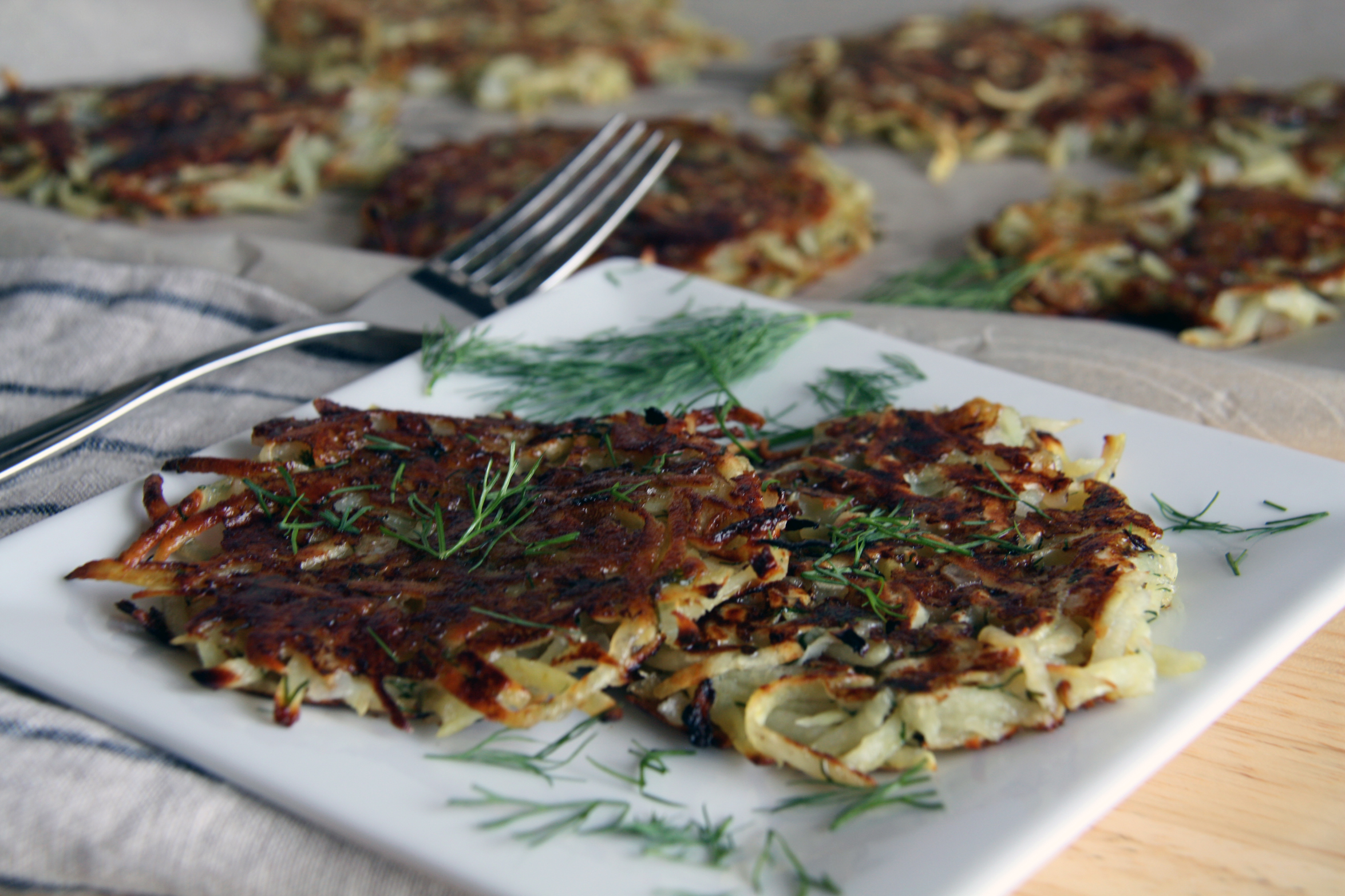 Latkes recipes dishmaps