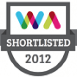 Shortlisted for the 2012 Realex Web Awards