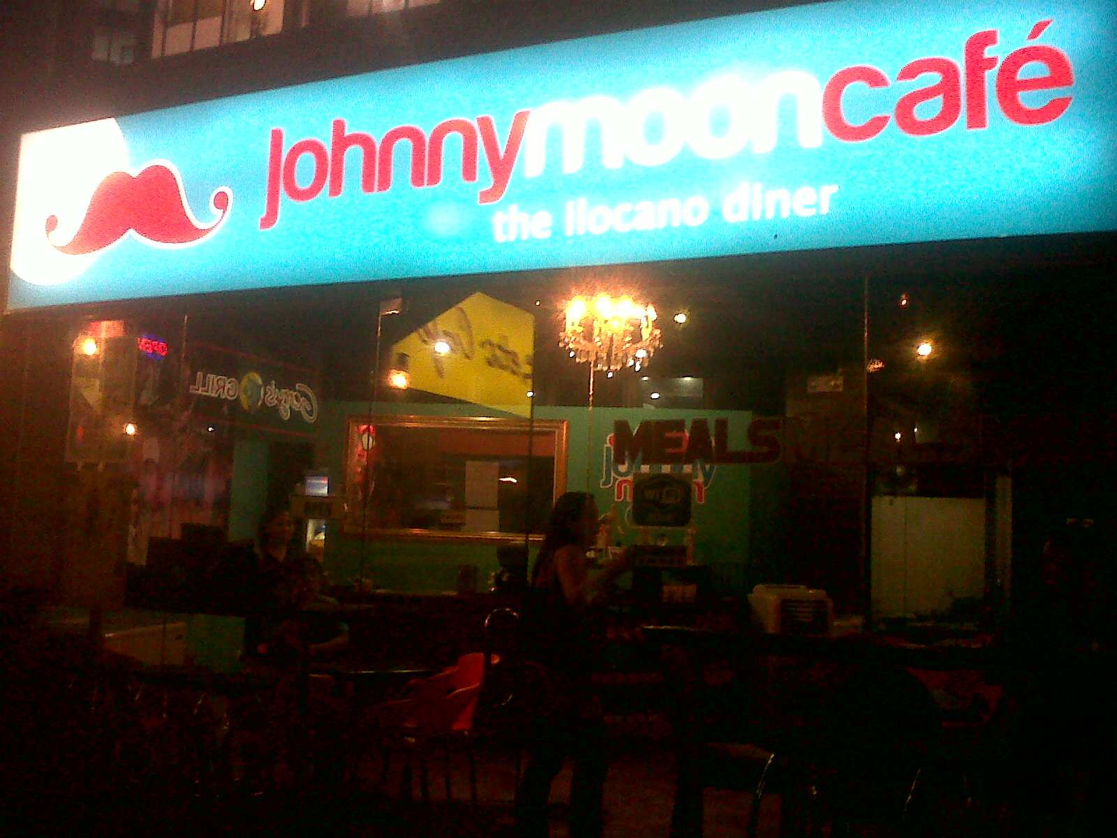 Johnny's Farmhouse Restaurant Ilocos Part 2 Johnny Moon Cafe 39s Bagnet Sandwich