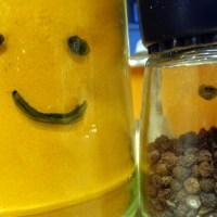 Best friends: turmeric and black peppercorn