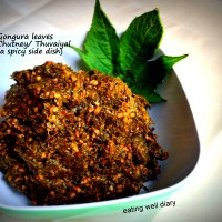 Gongura leaves Chutney or Thuvaiyal with A Healthy Tip! - DFT