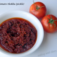 Homemade tomato thokku - A south-Indian spicy chutney with versatile uses