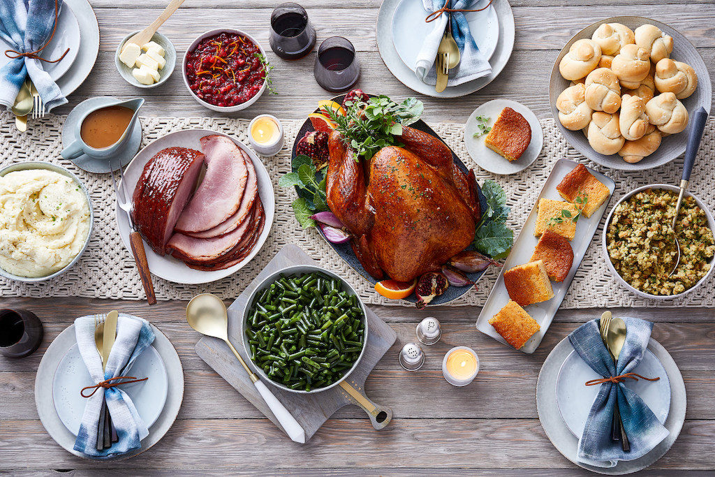 This Thanksgiving, include The Fresh Market!