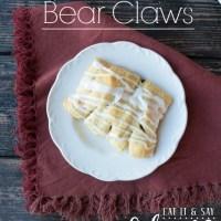 {Shortcut} Bear Claws