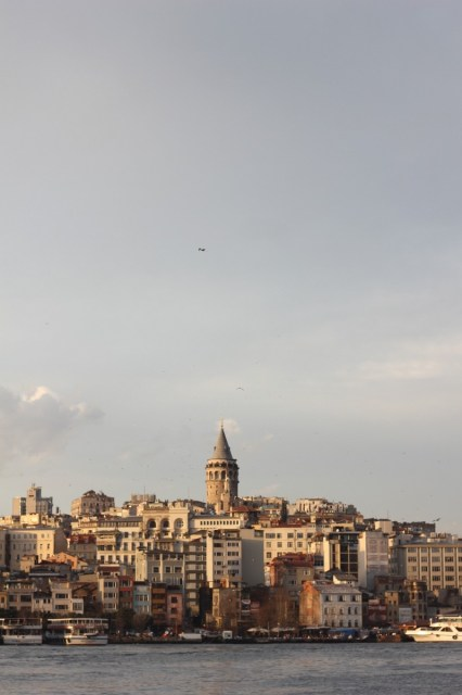 Galata Tower, Istanbul - my apartment is right next to it