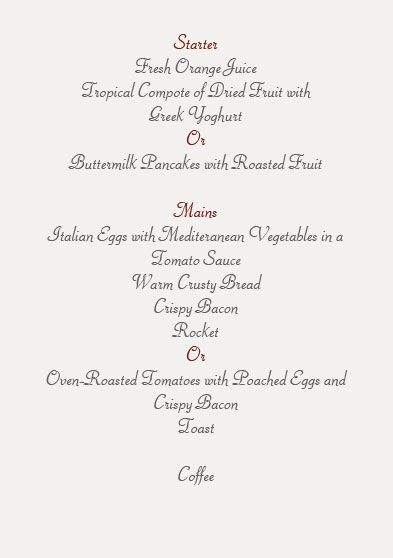 Feast - Catering for functions, corporate events, weddings and - dinner party menu template