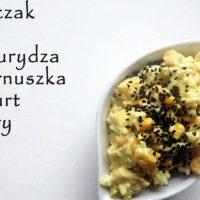 Sałatka z piersią kurczaka, kukurydzą i czarnuszką w wersji bardzo odchudzonej