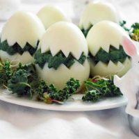 Jajka Leśny Mech - podaj coś niebanalnego na wielkanocny stół!