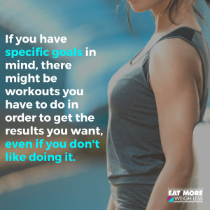 Do I have to do workouts Social Media Graph