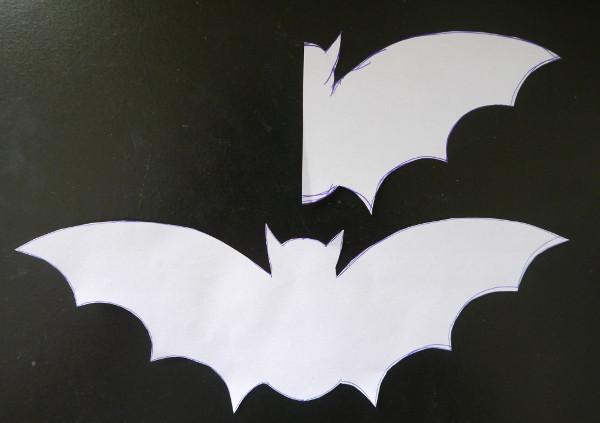 Halloween Archives - Eat Move Make - bat template